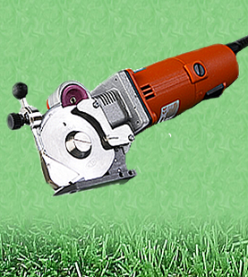 Rasor® Speedcut Sports Turf & Track cutter