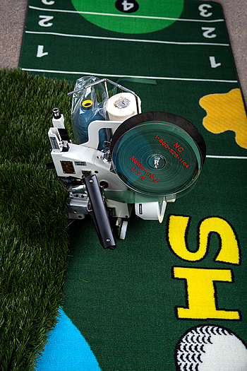 Portable Nc Millennium 4x4 Binder Portable Sewing On The Field